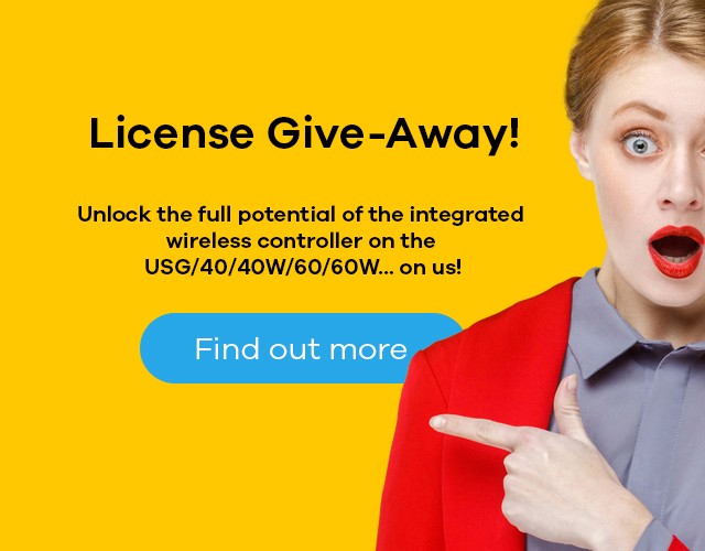 License Give Away