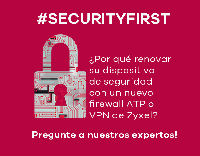 #SECURITYFIRST