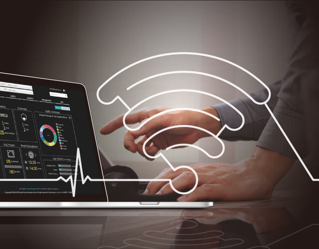 Groundbreaking wireless health monitor detects and fixes wireless network problems