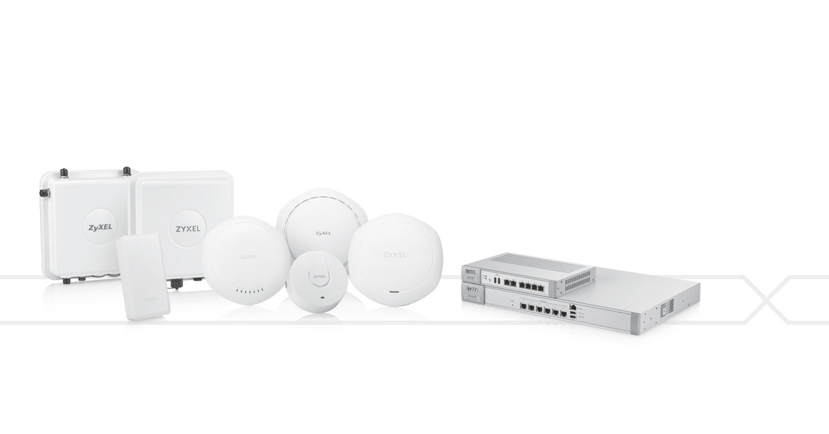 WLAN APs and Controllers | Zyxel