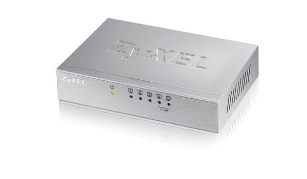 zyxel switch telia