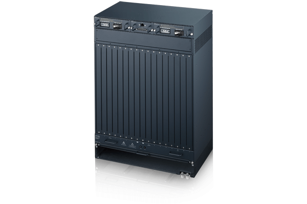 IES6217 Series, 14U 17-slot Temperature-Hardened Chassis MSAN