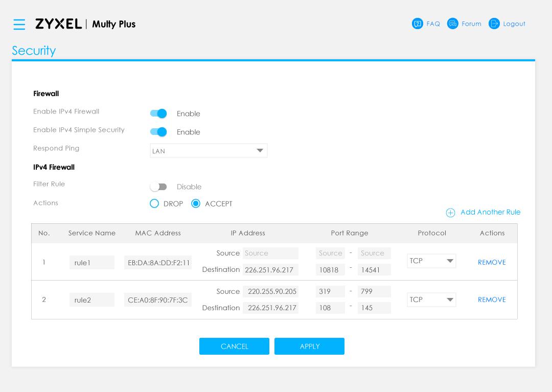 Multy Plus, AC3000 Tri-Band WiFi System