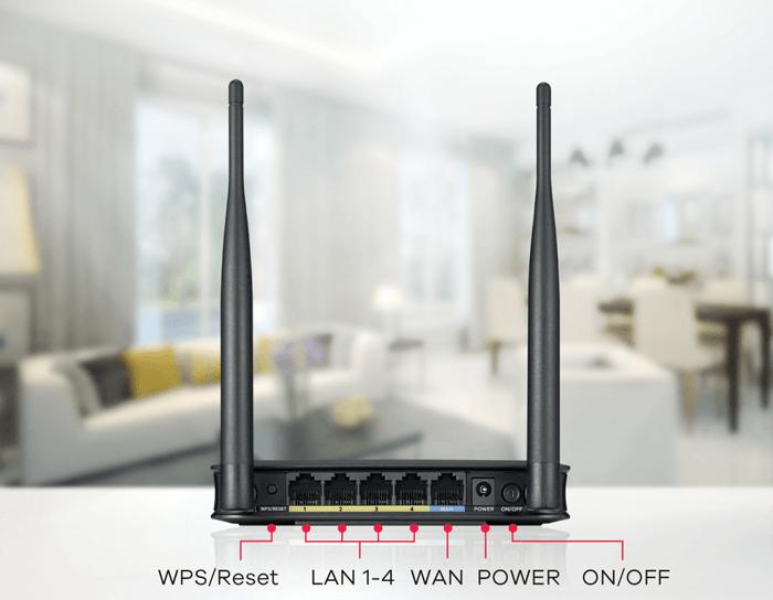 NBG-418N v2, Wireless N300 Home Router