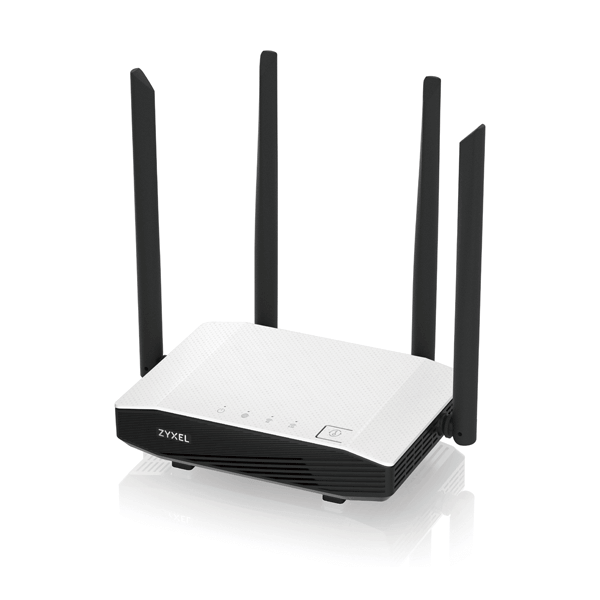 NBG6615, AC1200 MU-MIMO Dual-Band Wireless Gigabit Router