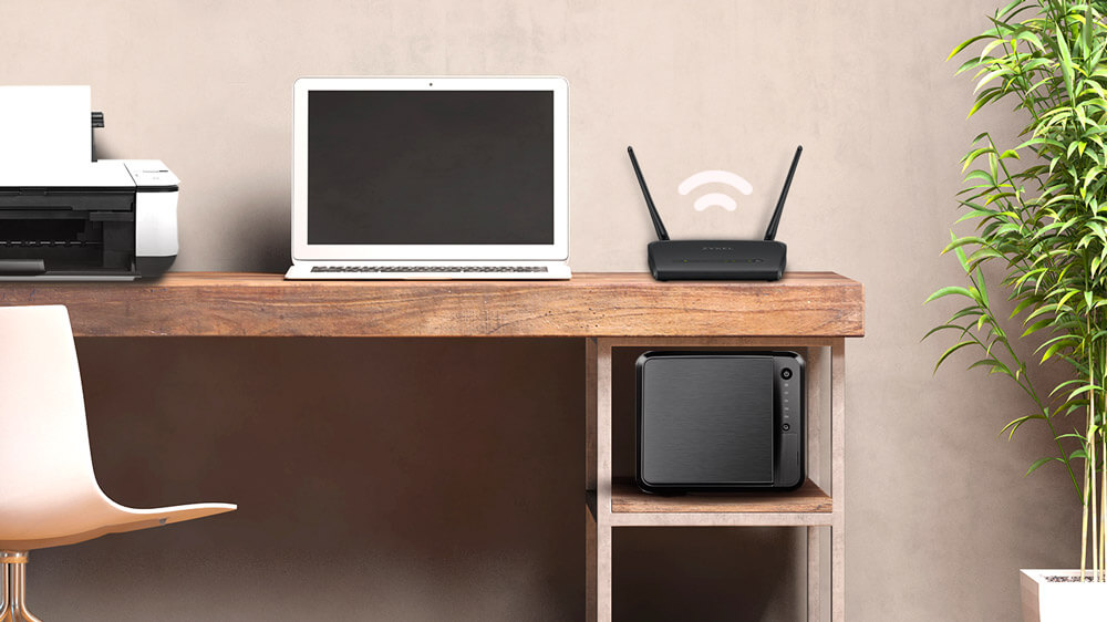 NBG6617 AC1300 MU-MIMO Dual-Band Wireless Gigabit Router