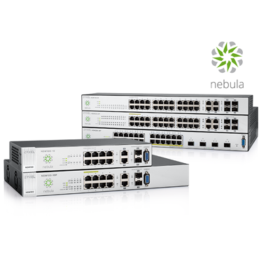 Nebula Cloud Managed Switches