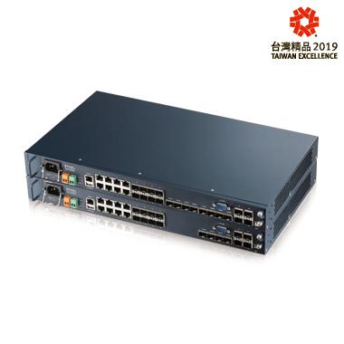 OLT1404A/OLT1408A 1U Pizza Box 4/8-port GPON OLT
