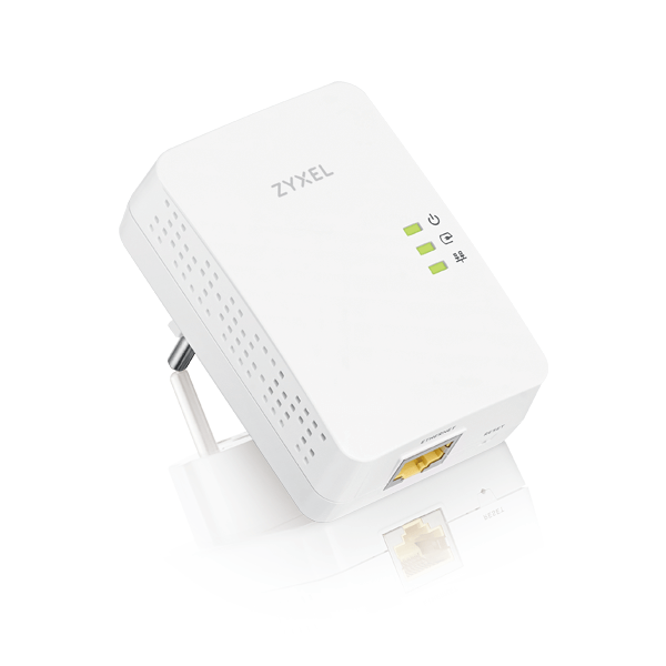 PLA5405 v2, 1300 Mbps MIMO Powerline Gigabit Ethernet Adapter