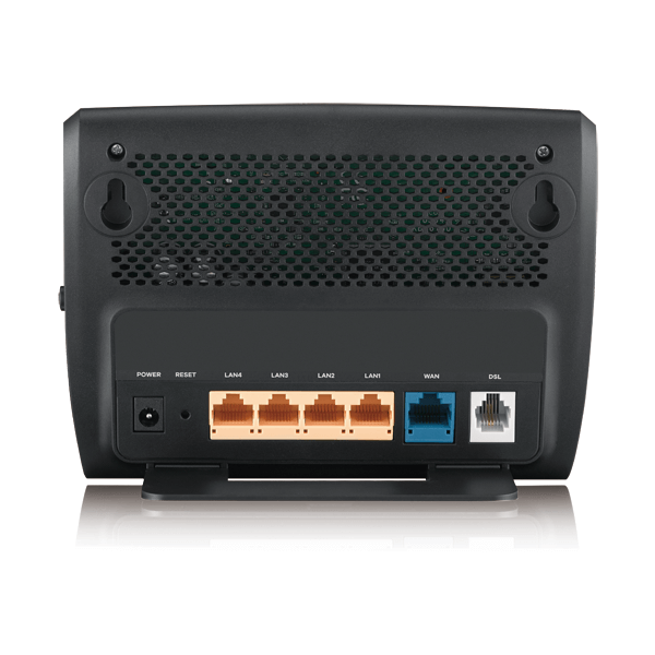 VMG3312-T20A, Wireless N VDSL2 Combo WAN Gateway with USB