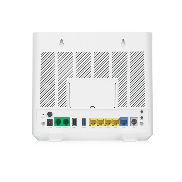 VMG8825-T50K, Dual-Band Wireless AC/N VDSL2 Combo WAN Gigabit IAD
