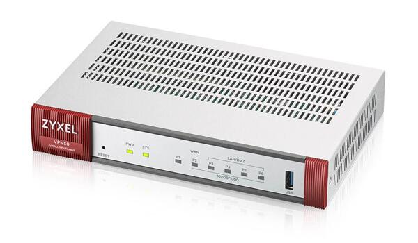 ZyWALL VPN50, VPN Firewall