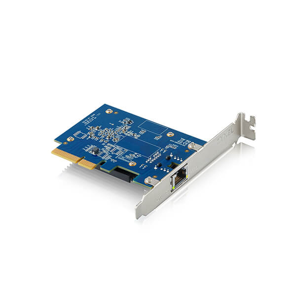 XGN100C, 10G Network Adapter PCIe Card with Single RJ-45 Port