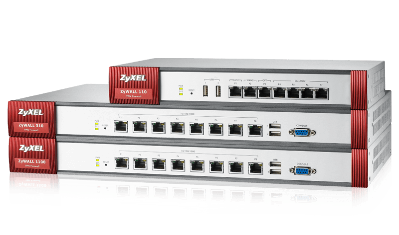 ZyXEL ZyWALL 310 VPN Firewall Driver for PC