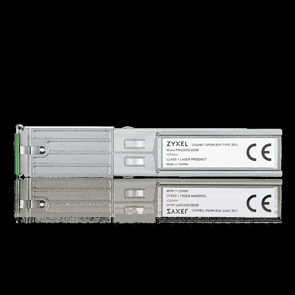 FTTx Solutions, PMG3000-D20B, Gigabit GPON SFP-Type SFU