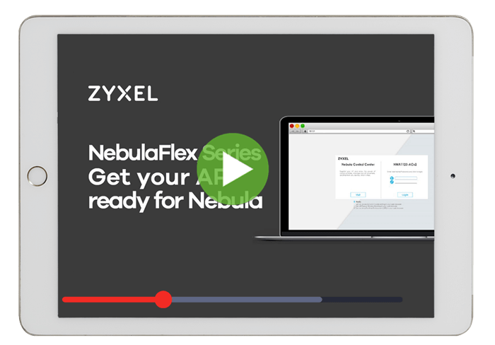 Zyxel NebulaFlex Hybrid AP Tutorial - How to Get Your AP Ready for Nebula Cloud