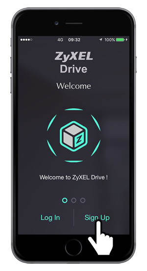 Welcom to Zyxel Drive