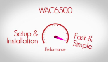 ZyXEL WAC6500 - The perfect choice for easy 802.11ac migration