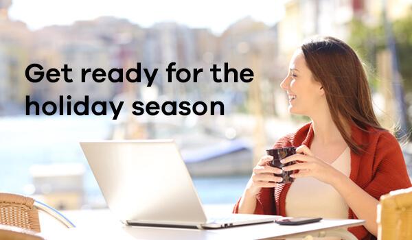 Holiday season is coming