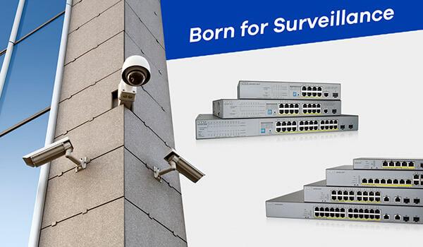 Born for Surveillance
