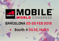 ZyXEL showcase at MWC 2016