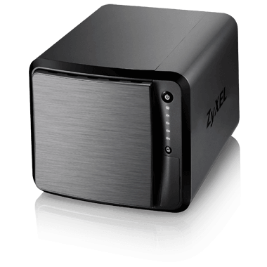 NAS540 4-Bay Personal Cloud Storage