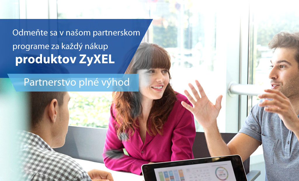 The ZyXEL Partner Programme