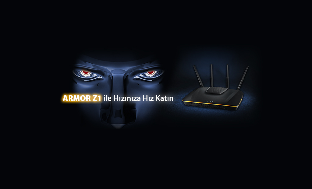 AC2350 Dual-Band Kablosuz Gigabit Router/Access Point