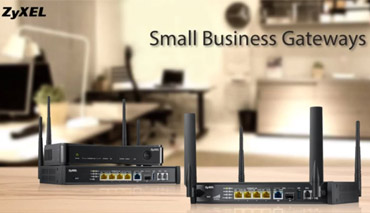 ZyXEL - Small Business Gateways