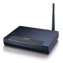 802.11g Wireless ADSL2+ 4-port Gateway