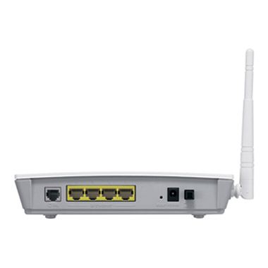 802.11g Wireless VDSL2 4-port Gateway