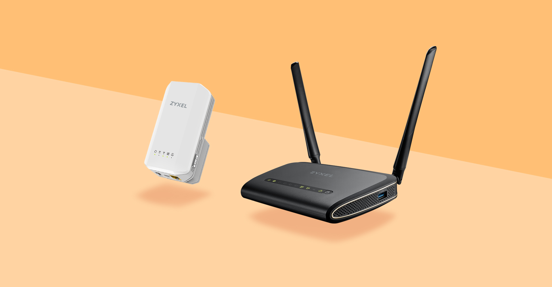 How to connect WiFi router ZyXEL 22