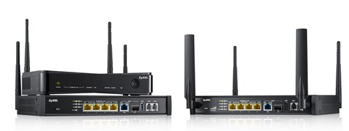 ZyXEL Introduces Its All-in-one Connectivity Solution for