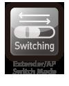 Extender/AP Switch Mode