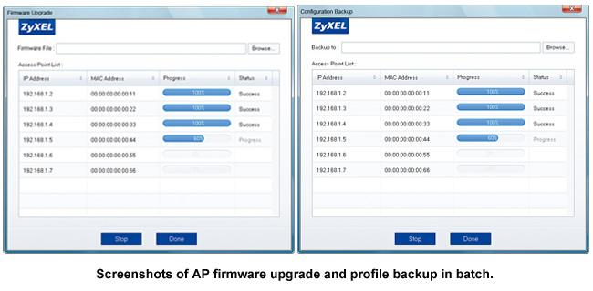ZAC firmware