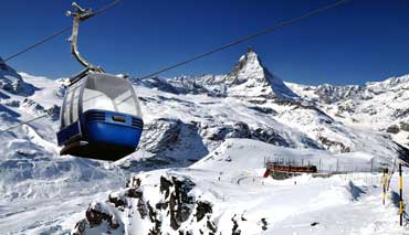 Swiss Ski Resort Upgrades Network Backbone with ZyXEL Solution