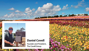 Covell Group Deploys ZyXEL Solution to Monitor Smart Irrigation System